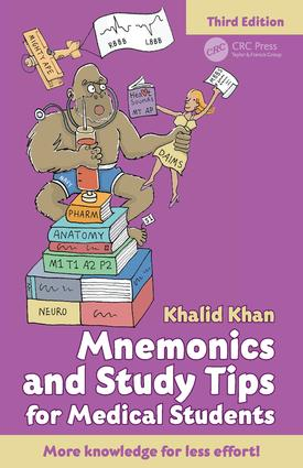 Mnemonics and Study Tips for Medical Students: 3rd Edition (e-Book) book cover