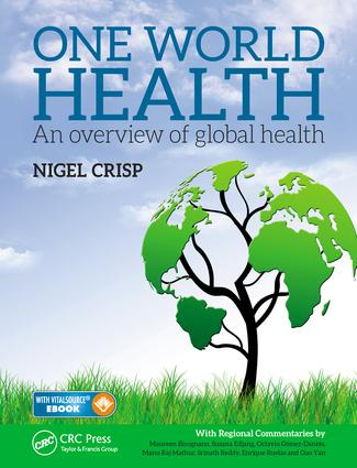 One World Health: An Overview of Global Health, 1st Edition (Pack - Book and Ebook) book cover