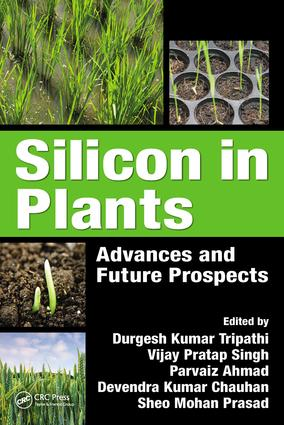 Silicon in Plants: Advances and Future Prospects, 1st Edition (Hardback) book cover