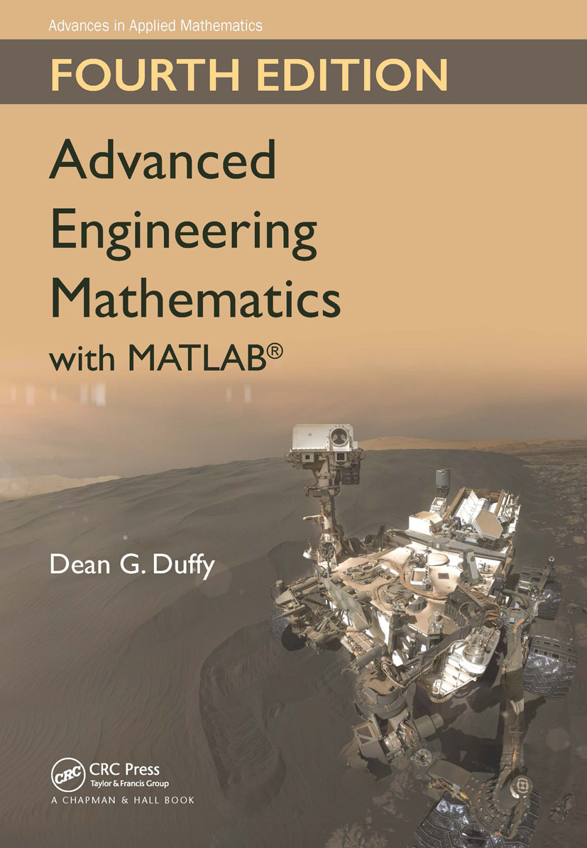Advanced Engineering Mathematics with MATLAB: 4th Edition (Hardback) book cover