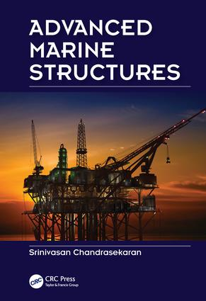 Advanced Marine Structures: 1st Edition (Hardback) book cover