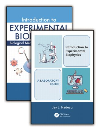 Introduction to Experimental Biophysics (Set): Textbook and Lab Manual, 1st Edition (Paperback) book cover