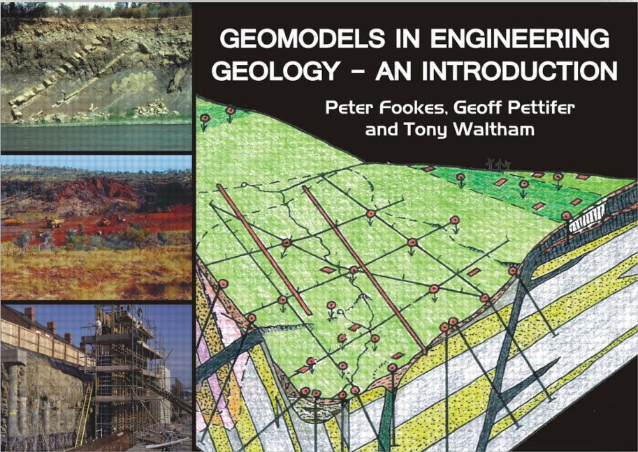 Geomodels in Engineering Geology: An Introduction, 1st Edition (Paperback) book cover