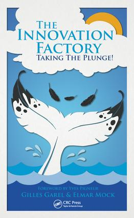 The Innovation Factory: 1st Edition (Hardback) book cover