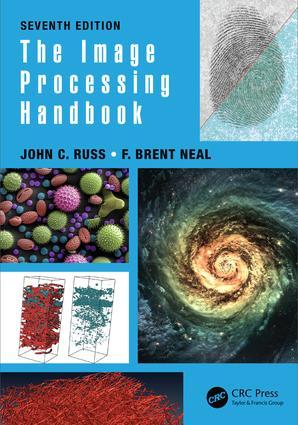 The Image Processing Handbook: 7th Edition (Hardback) book cover