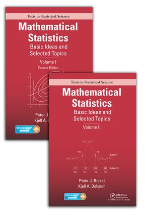 Mathematical Statistics: Basic Ideas and Selected Topics, Volumes I-II Package book cover