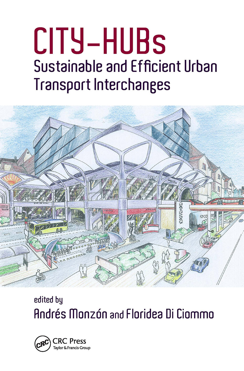CITY-HUBs: Sustainable and Efficient Urban Transport Interchanges book cover