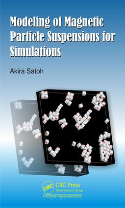 Modeling of Magnetic Particle Suspensions for Simulations: 1st Edition (Hardback) book cover