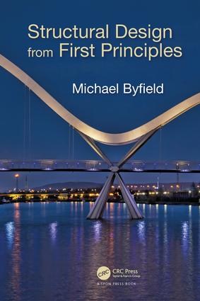 Structural Design from First Principles: 1st Edition (Paperback) book cover