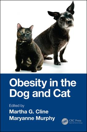 Obesity in the Dog and Cat: 1st Edition (Paperback) book cover