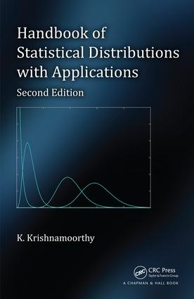 Handbook of Statistical Distributions with Applications book cover