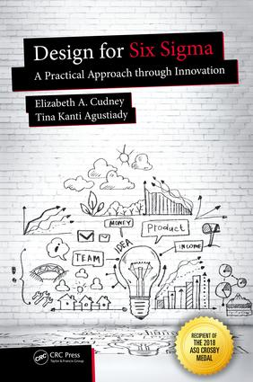 Design for Six Sigma: A Practical Approach through Innovation, 1st Edition (Hardback) book cover