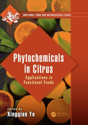 Phytochemicals in Citrus: Applications in Functional Foods, 1st Edition (Hardback) book cover