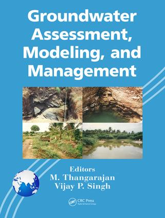 Groundwater Assessment, Modeling, and Management: 1st Edition (Hardback) book cover