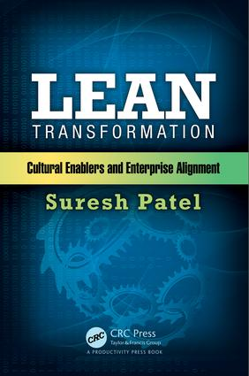 Lean Transformation: Cultural Enablers and Enterprise Alignment, 1st Edition (Hardback) book cover