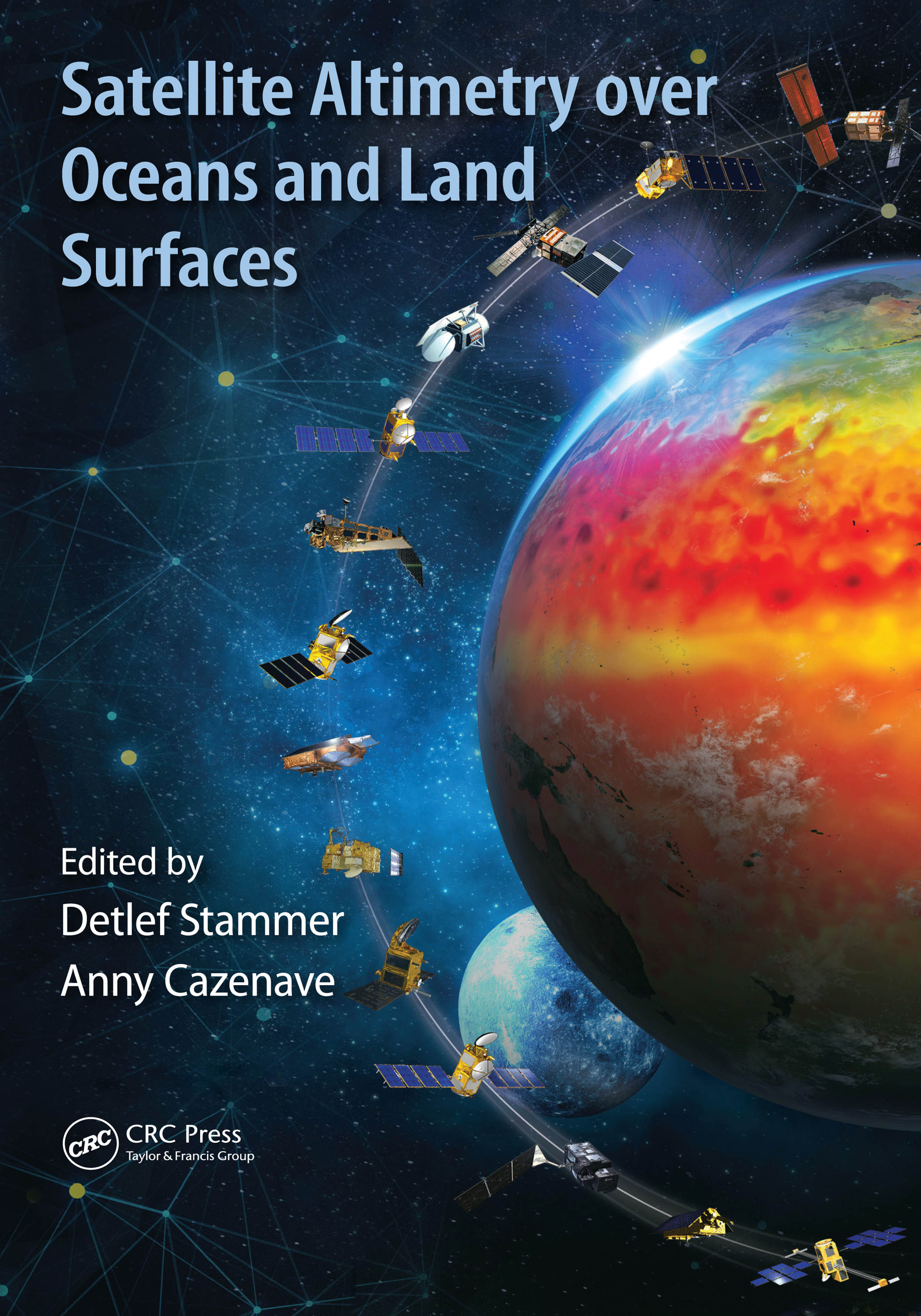 Satellite Altimetry Over Oceans and Land Surfaces