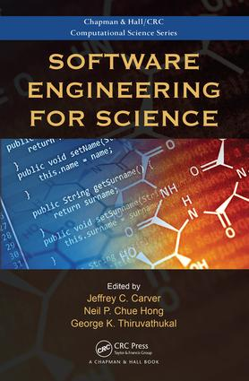 Software Engineering for Science: 1st Edition (Hardback) book cover