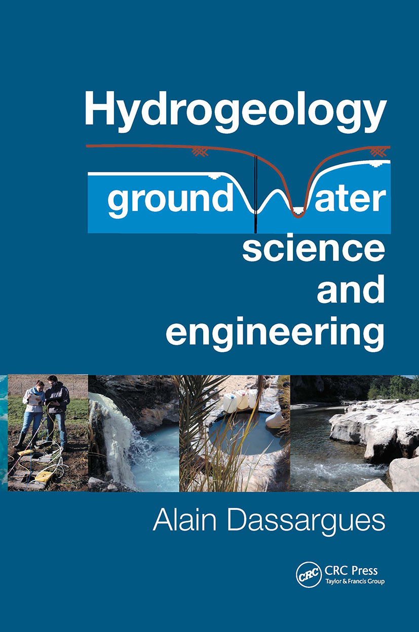 Hydrogeology: Groundwater Science and Engineering, 1st Edition (Hardback) book cover