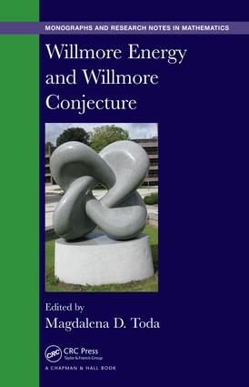 Willmore Energy and Willmore Conjecture: 1st Edition (Hardback) book cover