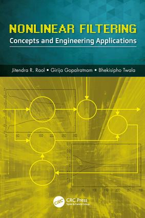 Nonlinear Filtering: Concepts and Engineering Applications, 1st Edition (Hardback) book cover