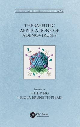 Therapeutic Applications of Adenoviruses: 1st Edition (Hardback) book cover