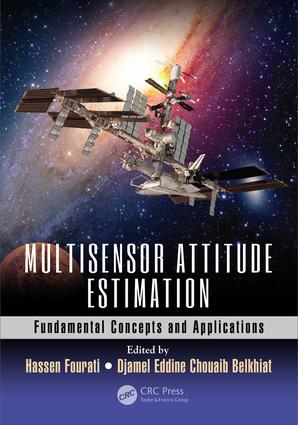 Multisensor Attitude Estimation: Fundamental Concepts and Applications, 1st Edition (Hardback) book cover
