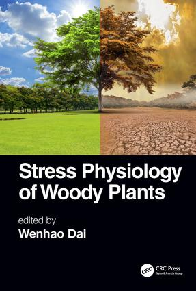 Stress Physiology of Woody Plants: 1st Edition (Hardback) book cover