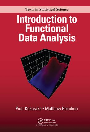 Introduction to Functional Data Analysis book cover