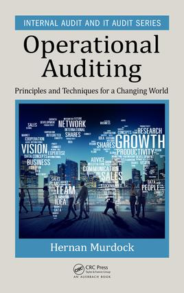 Operational Auditing: Principles and Techniques for a Changing World, 1st Edition (Hardback) book cover