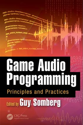 Game Audio Programming: Principles and Practices book cover