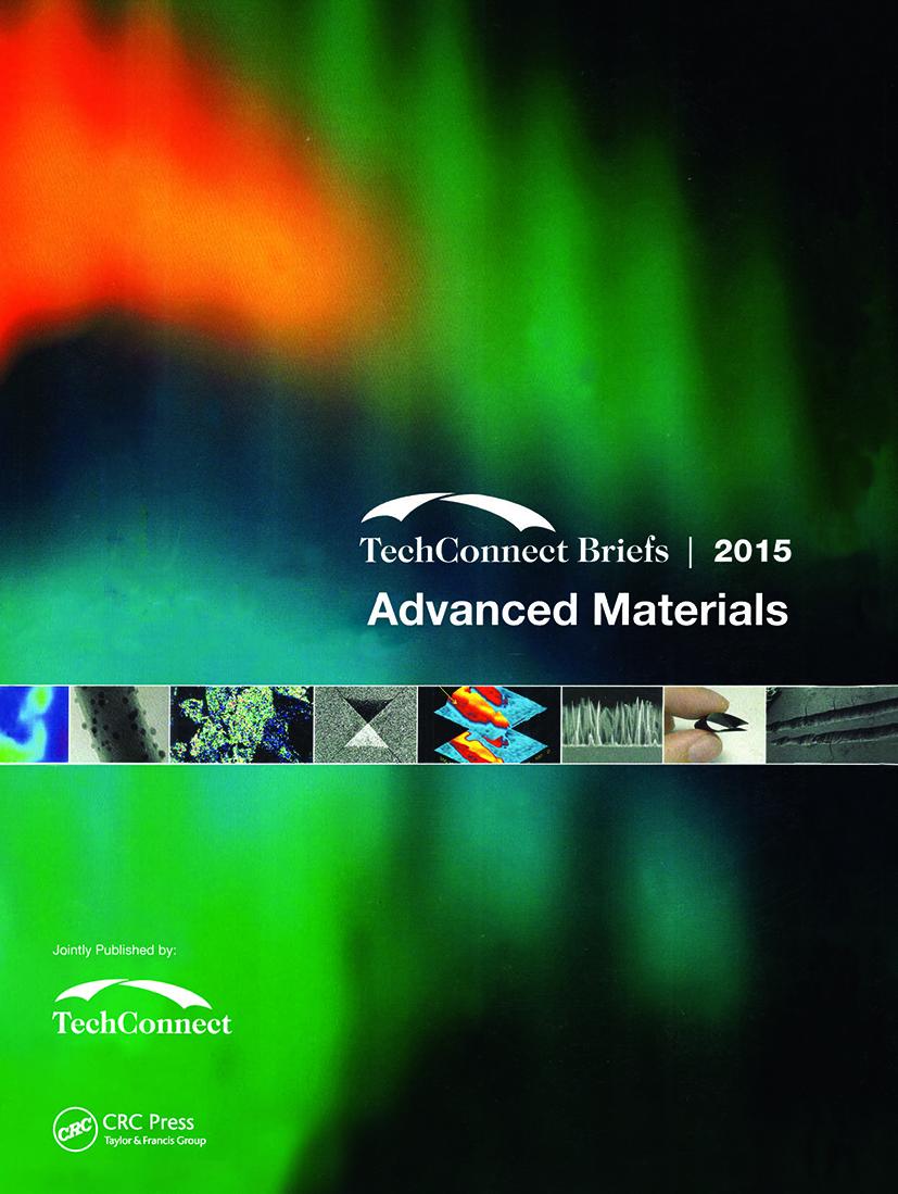 TechConnect Briefs 2015 - Four Volume Set: 1st Edition (Paperback) book cover