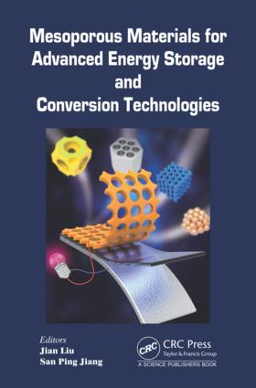 Mesoporous Materials for Advanced Energy Storage and Conversion Technologies: 1st Edition (Hardback) book cover