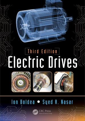 Electric Drives: 3rd Edition (Hardback) book cover