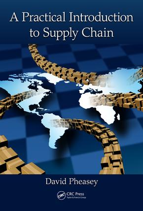 A Practical Introduction to Supply Chain: 1st Edition (Hardback) book cover