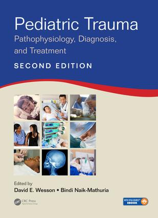 Pediatric Trauma: Pathophysiology, Diagnosis, and Treatment, Second Edition, 2nd Edition (e-Book) book cover