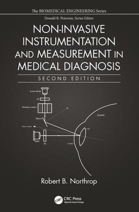 Non-Invasive Instrumentation and Measurement in Medical Diagnosis: 2nd Edition (Hardback) book cover