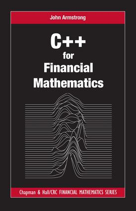 C++ for Financial Mathematics book cover