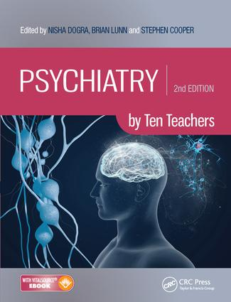 Psychiatry by Ten Teachers: 2nd Edition (e-Book) book cover