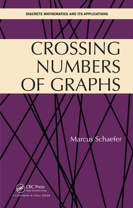 Crossing Numbers of Graphs: 1st Edition (e-Book) book cover