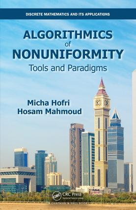 Algorithmics of Nonuniformity: Tools and Paradigms, 1st Edition (Hardback) book cover