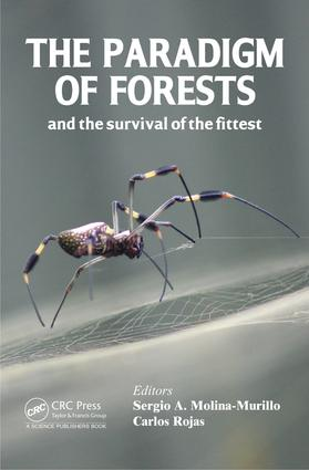 The Paradigm of Forests and the Survival of the Fittest: 1st Edition (Hardback) book cover