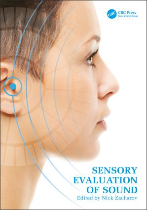 Sensory Evaluation of Sound: 1st Edition (Hardback) book cover