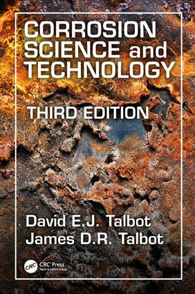 Corrosion Science and Technology: 3rd Edition (Hardback) book cover