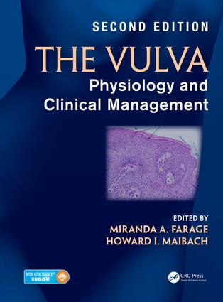The Vulva: Physiology and Clinical Management, Second Edition, 2nd Edition (e-Book) book cover