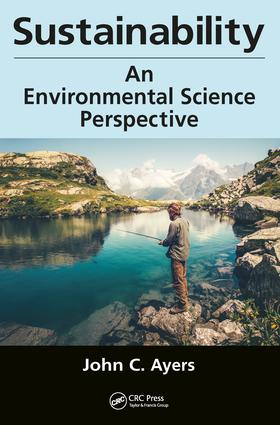 Sustainability: An Environmental Science Perspective, 1st Edition (Hardback) book cover