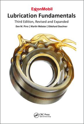 Lubrication Fundamentals, Third Edition, Revised and Expanded (Hardback) book cover