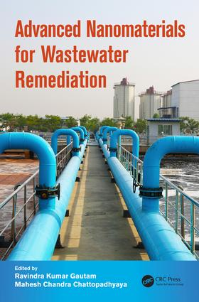 Advanced Nanomaterials for Wastewater Remediation: 1st Edition (e-Book) book cover