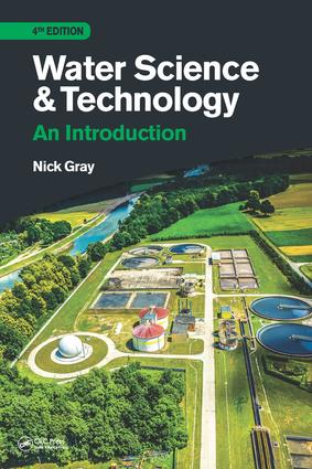 Water Science and Technology: An Introduction, 4th Edition (Paperback) book cover