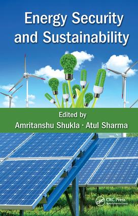 Energy Security and Sustainability (Hardback) book cover