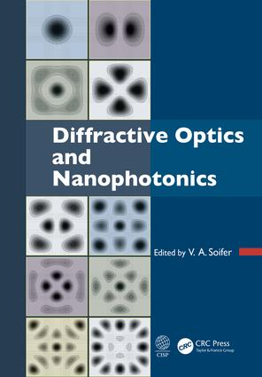 Diffractive Optics and Nanophotonics: 1st Edition (Hardback) book cover
